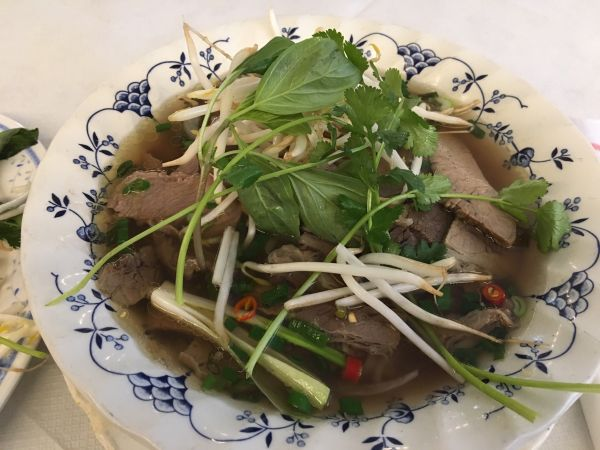 Cafe East – Pho-nominal Vietnamese