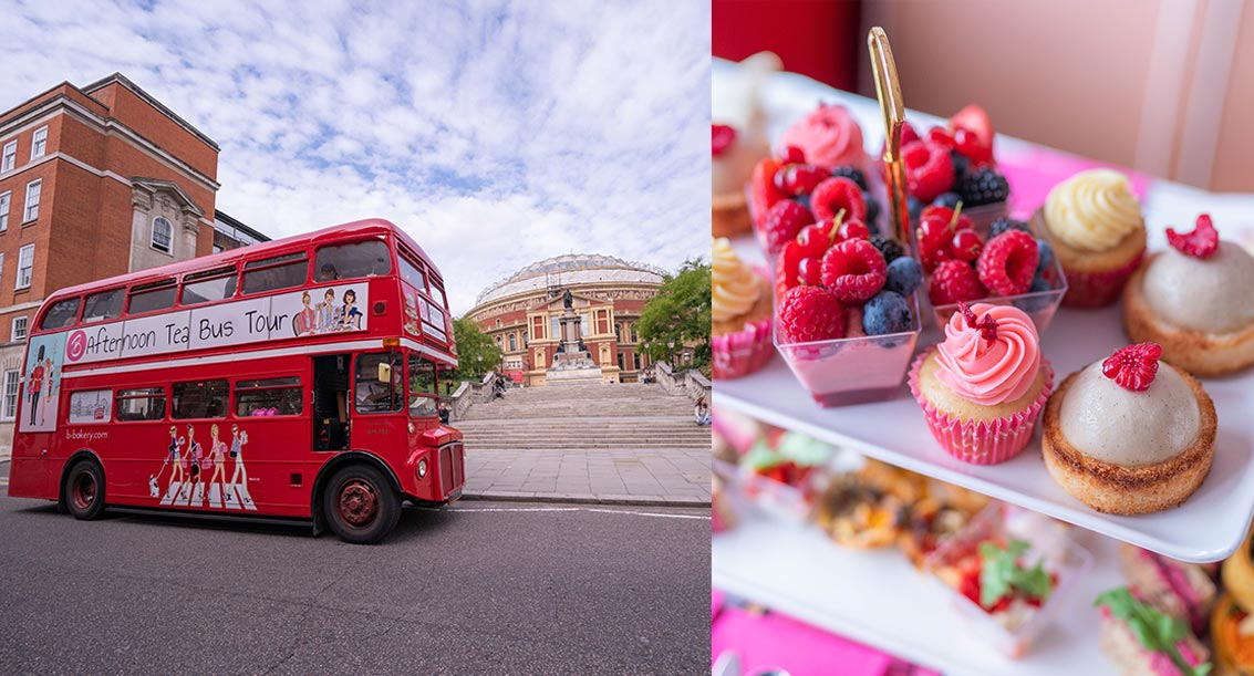 Afternoon Tea Bus Tours