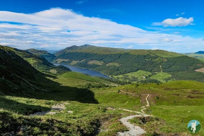 ben ledi hiking routes scotland
