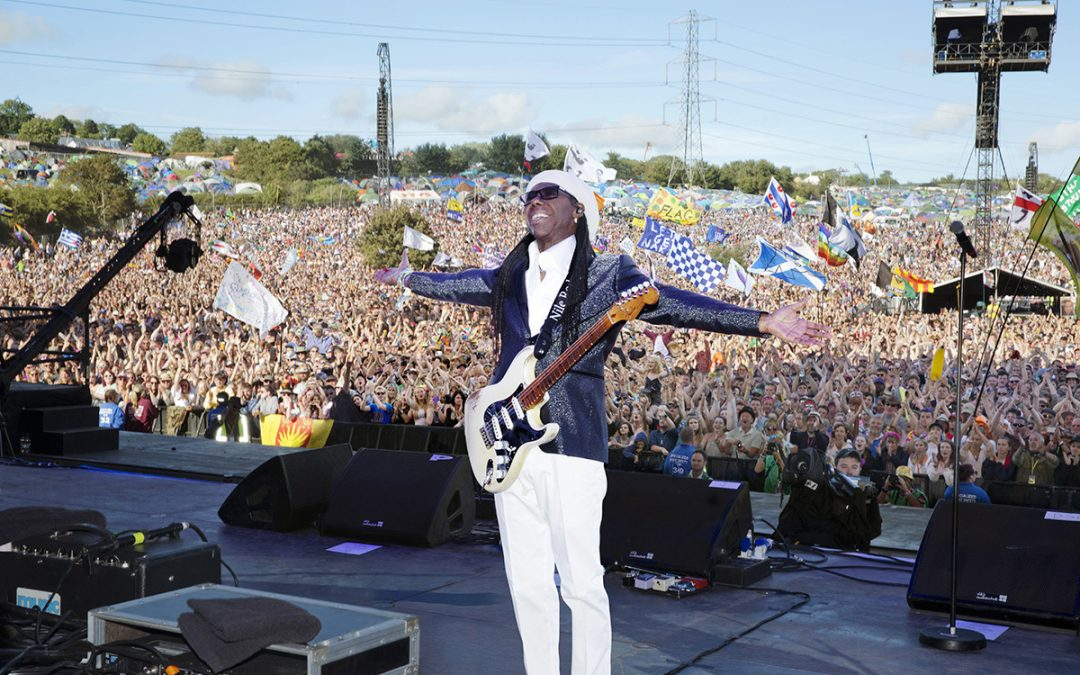 Nile Rodgers is curating Meltdown Festival