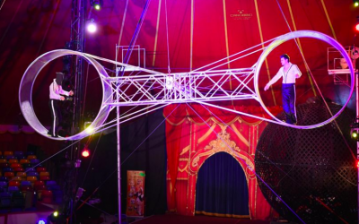 Review | Gandeys Circus – The Greatest Show!