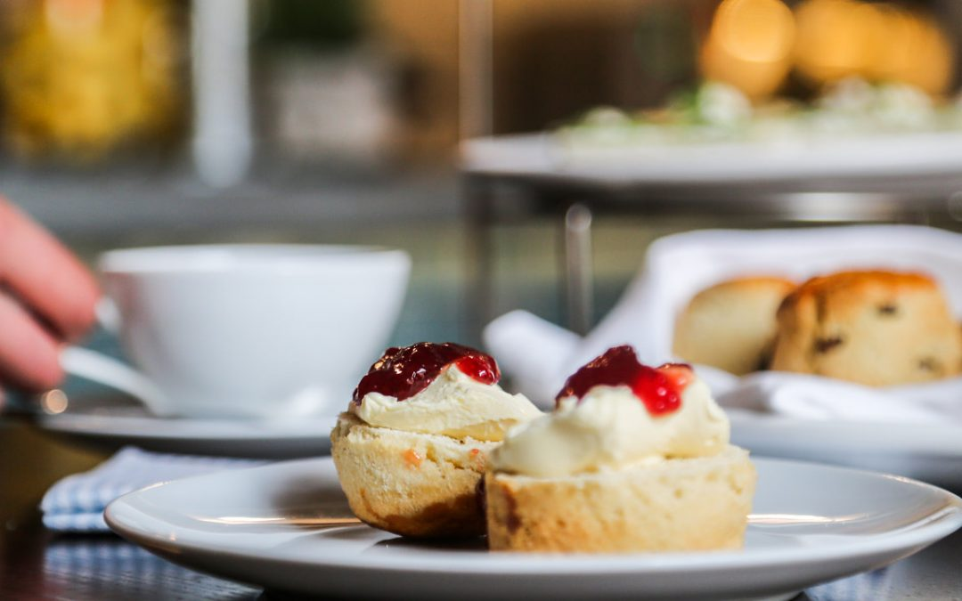 Ten Unique Tea Rooms for Your Afternoon Tea in London