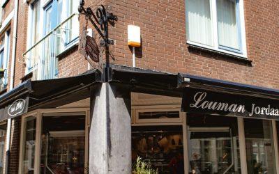 Butcher Louman in Amsterdam