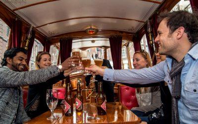 """Salon Boat """"The Tourist"""" in Amsterdam"""