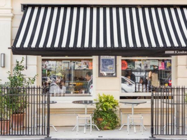 Kioskafé – Contemporary café