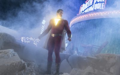 Discover your superpowers at a 'Shazam!'-inspired funfair in London