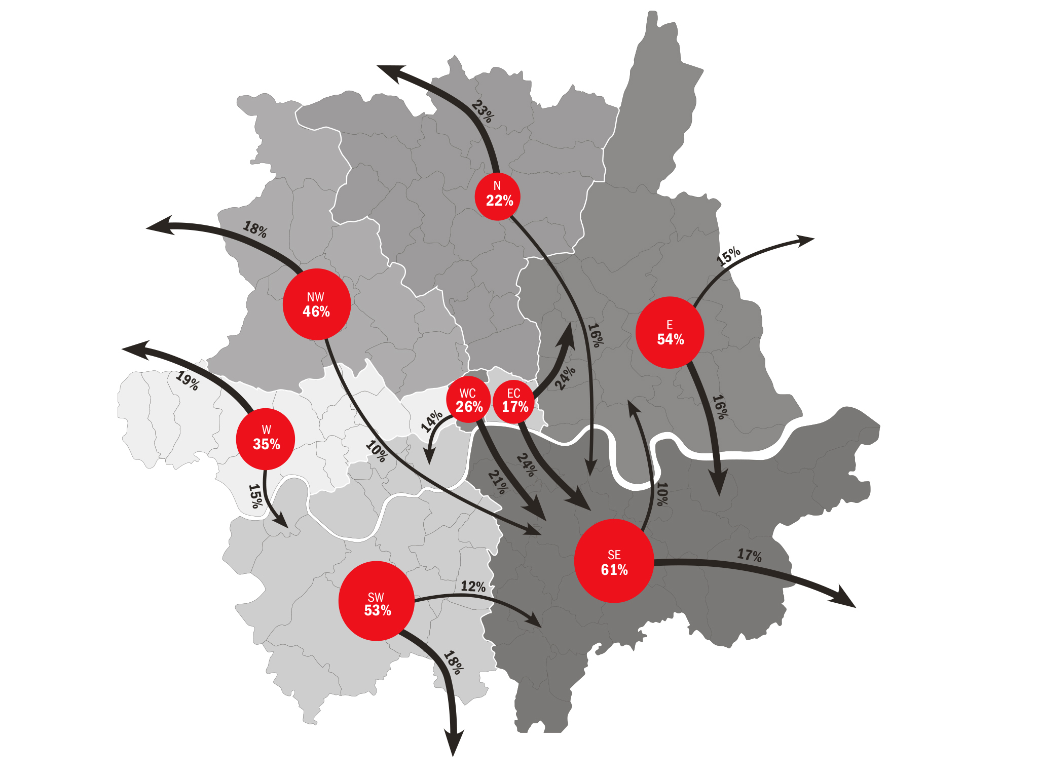 London property map