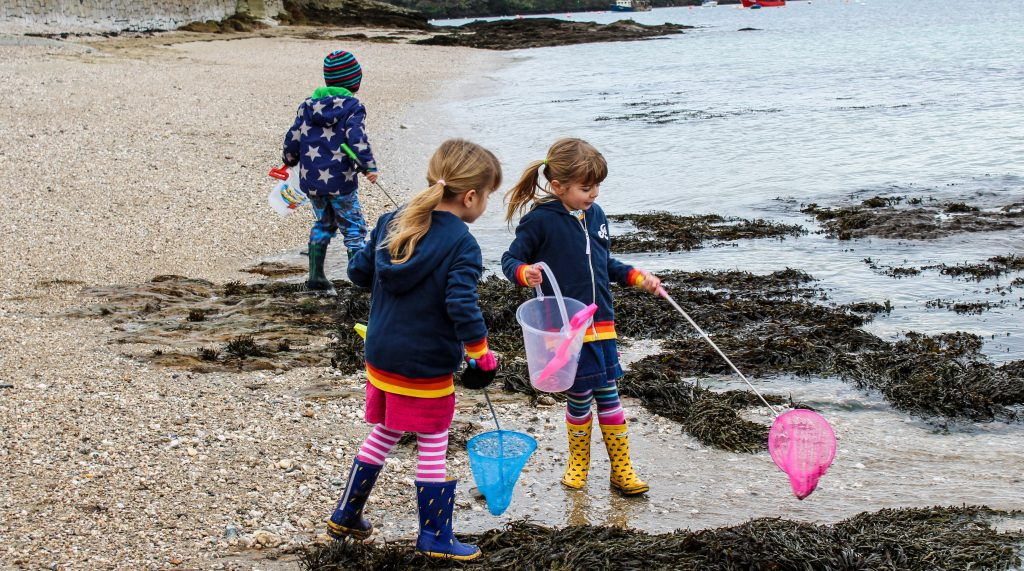 Memorable UK staycation with kids