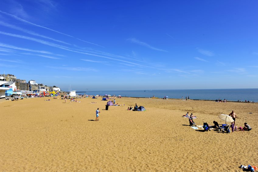Ramsgate Main Sands. Credit Thanet Tourism