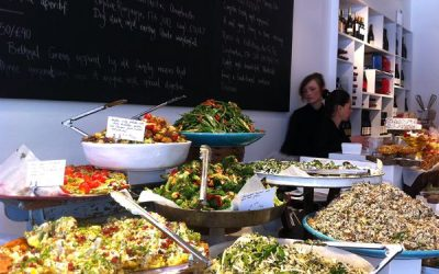 Ottolenghi – A Mediterranean feast