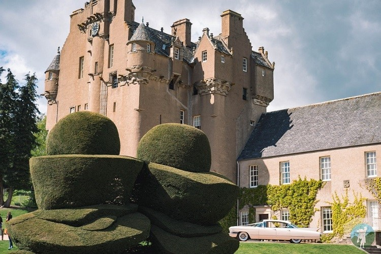 things to do aberdeenshire castles