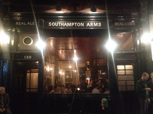 Southampton Arms – London's best pub