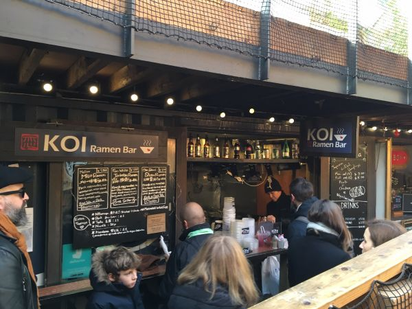 Koi Ramen Bar – For when only ramen will do…
