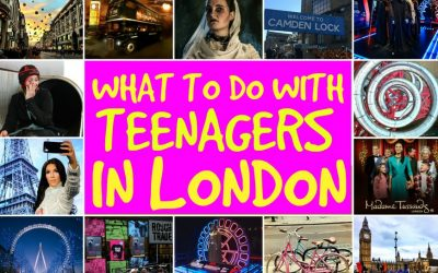 Top London Attractions for Teenagers