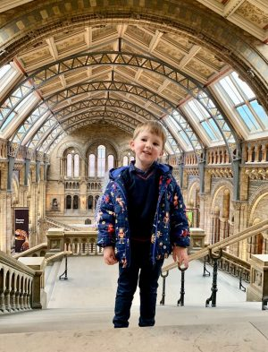 Travelling to London with a 4 year old + fun things to do in London with kids