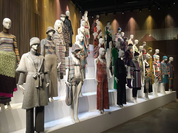 Fashion and Textile Museum – A chic museum