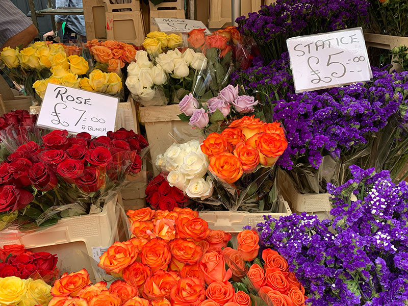 Columbia Road Flower Market Guide to Visiting
