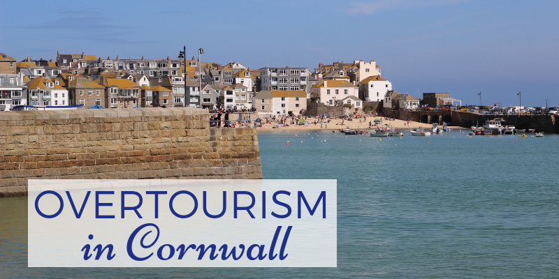 Do Photos of Cornwall Cause Overtourism?