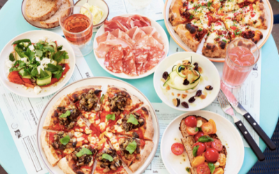 This Canary Wharf pizzeria is giving away 3,000 free slices tomorrow