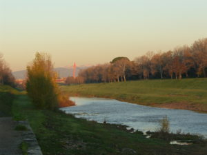 cascine park in florence