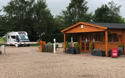 Teversal Camping and Caravanning Club Site Review