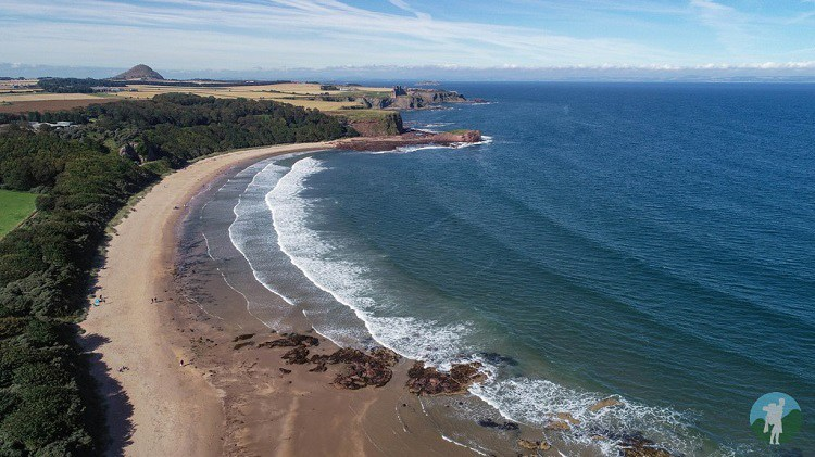 planning a trip to scotland beach