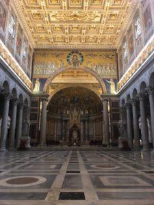 basilica di san paolo ostiense