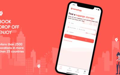 Nannybag London: Luggage Storage Services