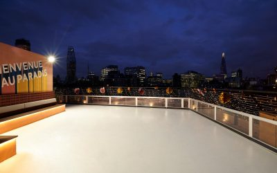 Exclusive: a new rooftop ice rink is coming to Waterloo this winter