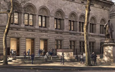 London Alert: The National Portrait Gallery to Close for Three Years for Major Refurbishment