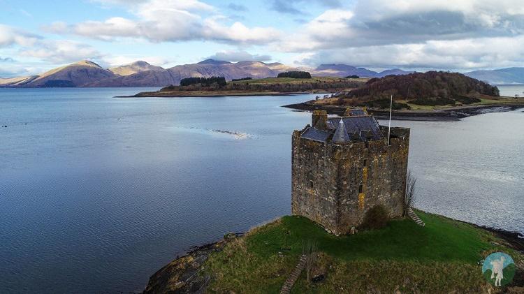 castle argyll stalker