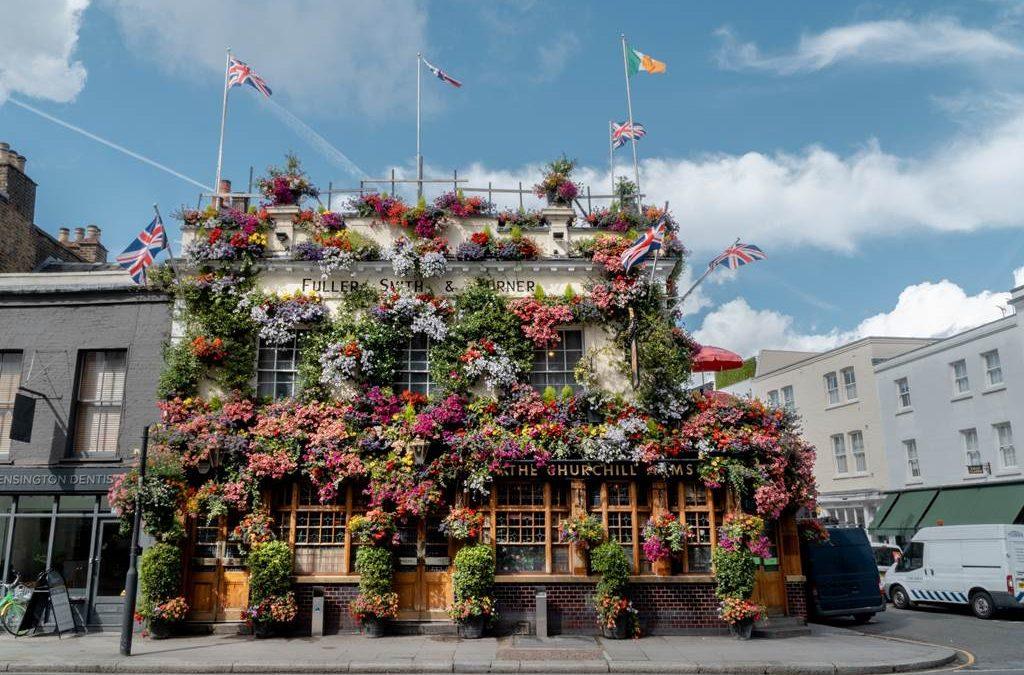 Fancy a Pint? Ten of London's Most Beautiful Pubs