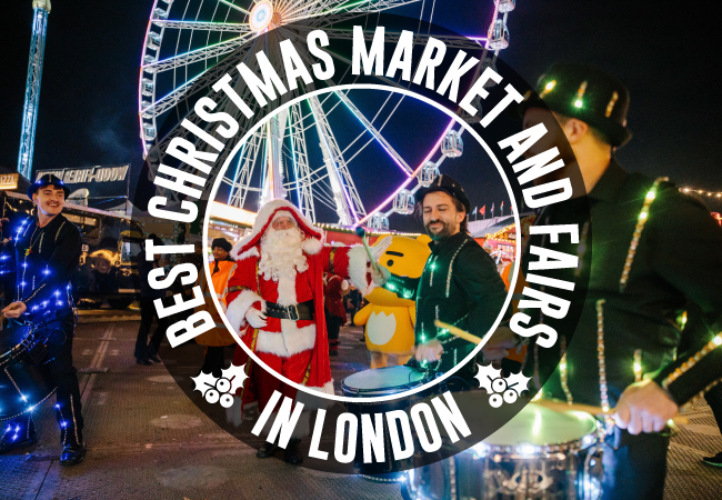 Best Christmas Markets and Fairs in London