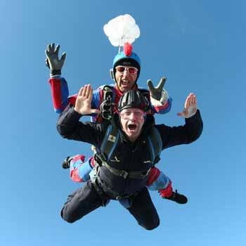 Skydiving Cambridgeshire
