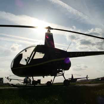 Helicopter Lessons Sussex