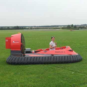 Hovercrafting in Essex