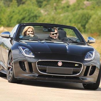 Jaguar F Type R Experience