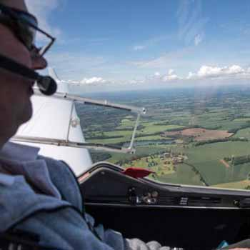 Gliding in Kent