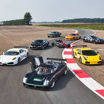 Secret Supercar and Hotlap Experience