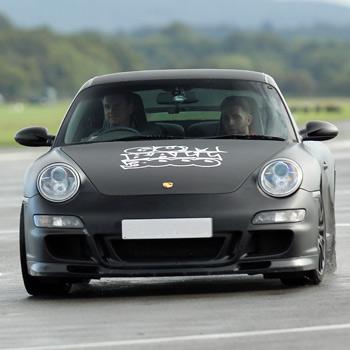 Porsche Driving Blast