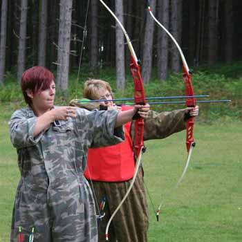 Archery in Nottinghamshire