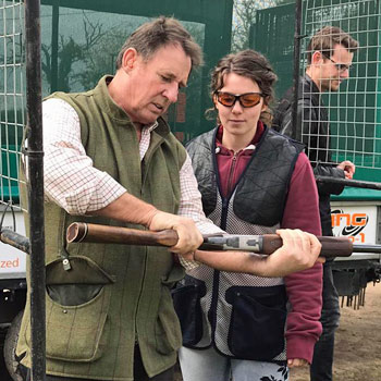 1:1 Clay Shooting Lessons Norfolk