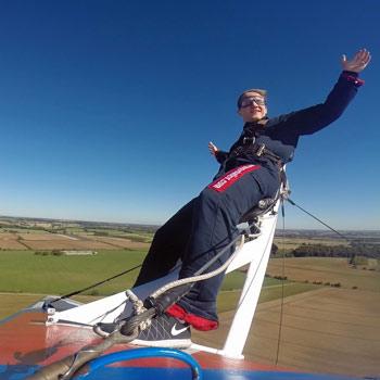 AeroSuperBatics Wingwalking Experience