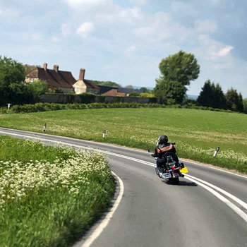 Peak District Harley-Davidson® Pillion Rides