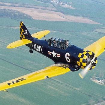 Harvard Warbird Flights Essex