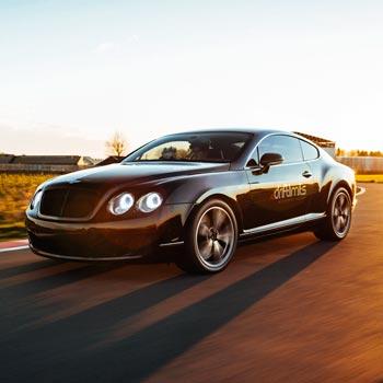 Bentley Continental GT Drive