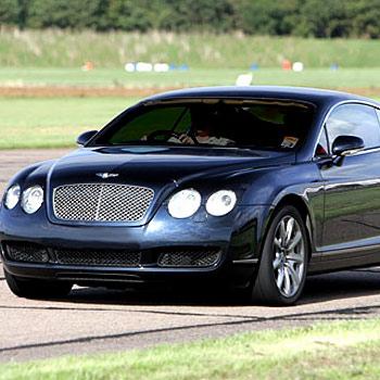 Bentley Continental GT Thrill
