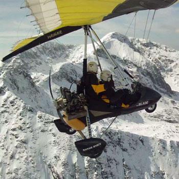 Microlight Flights Snowdonia