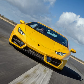 Lamborghini Huracan Track Drive