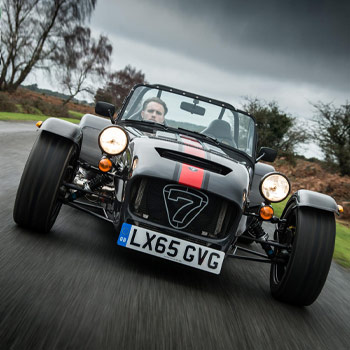 Caterham Driving Experience